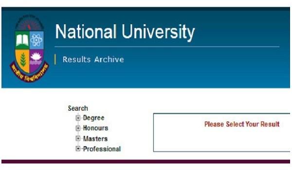 National University Degree 3rd Year Result | জাতীয় বিশ্ববিদ্যালয়ের ডিগ্রি তৃতীয় বছরের ফলাফল | bdjobss.net