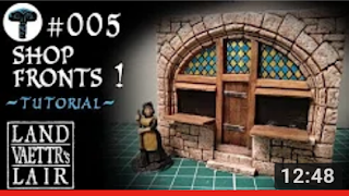Tutorial 005 Shop Fronts