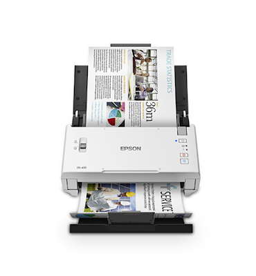 Epson WorkForce DS-410 Driver Download