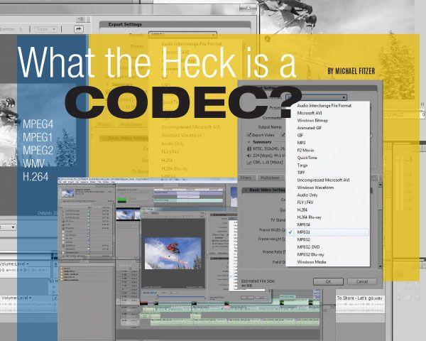 Apa Perbedaan Codec dan Code-Decoder?