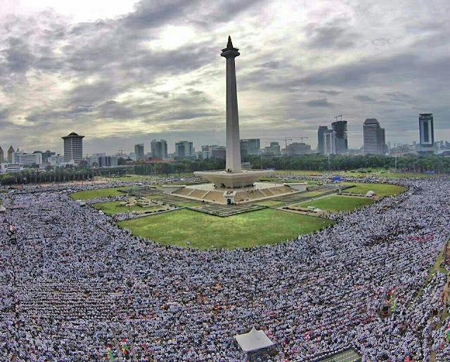 Logika Terbalik Polisi Republik Indonesia