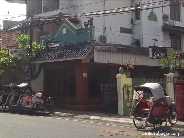 Losmen Wahyu Jl Pasar Kembang
