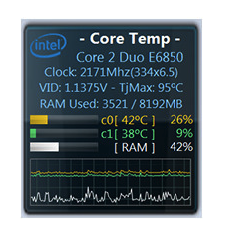 Download Core Temp 1.6 Offline Installer