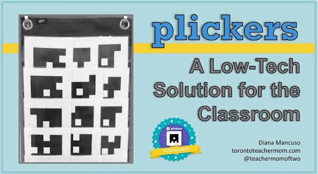 Plickers: A Low-Tech Solution for the Classroom - edtech