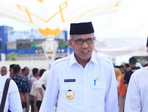 Jihar News, PLT Gubernur Aceh Digugat