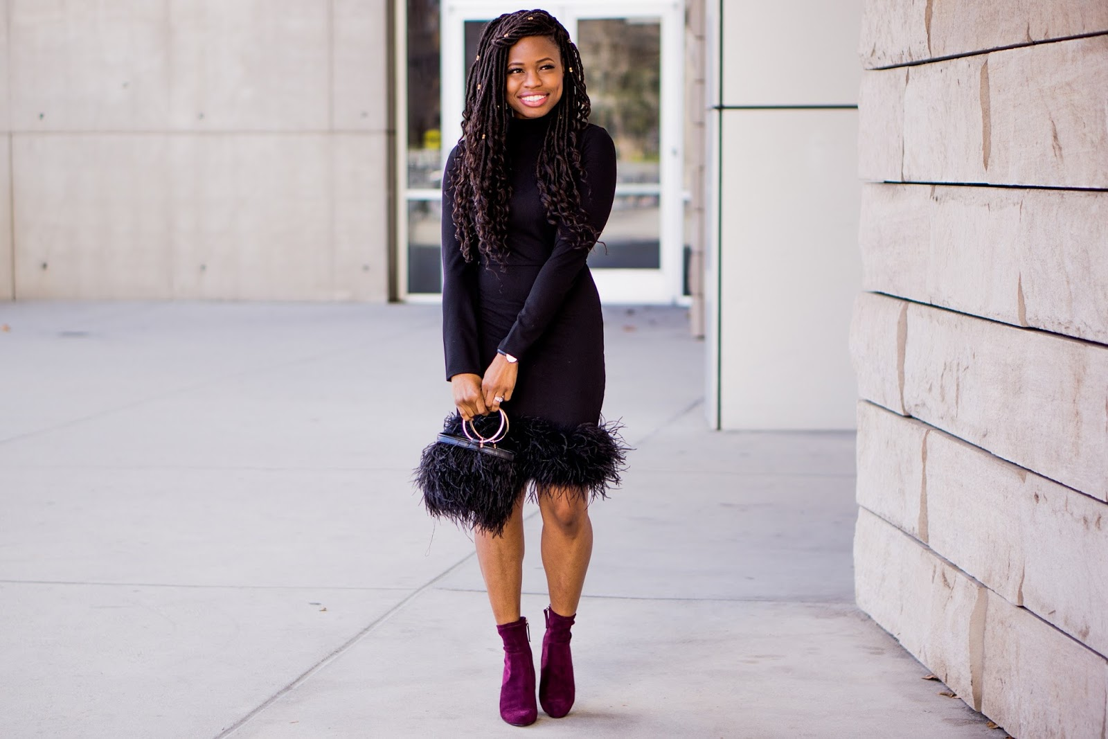 feather_trim_faux_fur_party_look
