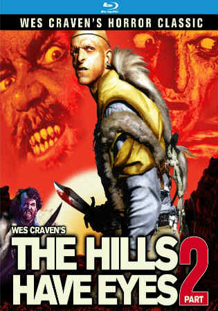 The Hills Have Eyes Part II 1984 BRRip 300MB UNRATED Hindi Dual Audio 480p Watch Online Full Movie Download bolly4u