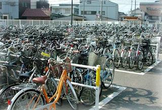 parkir khusus sepeda