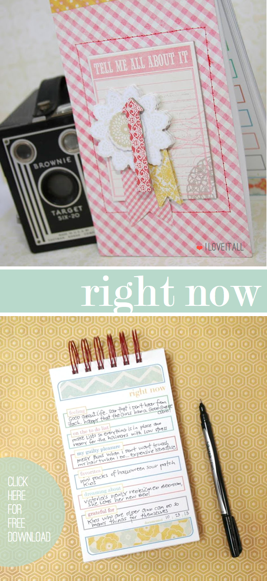 #currently #minialbum #scrapbooking #download | iloveitallwithmonikawright.com