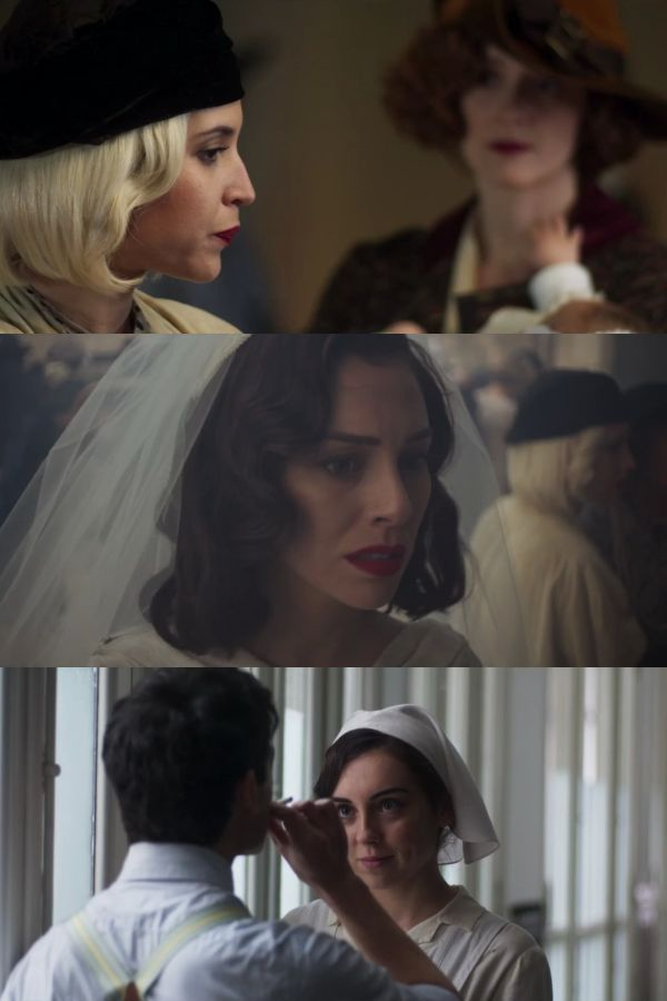 Las chicas del cable Temporada 3 Completa HD 720p Castellano