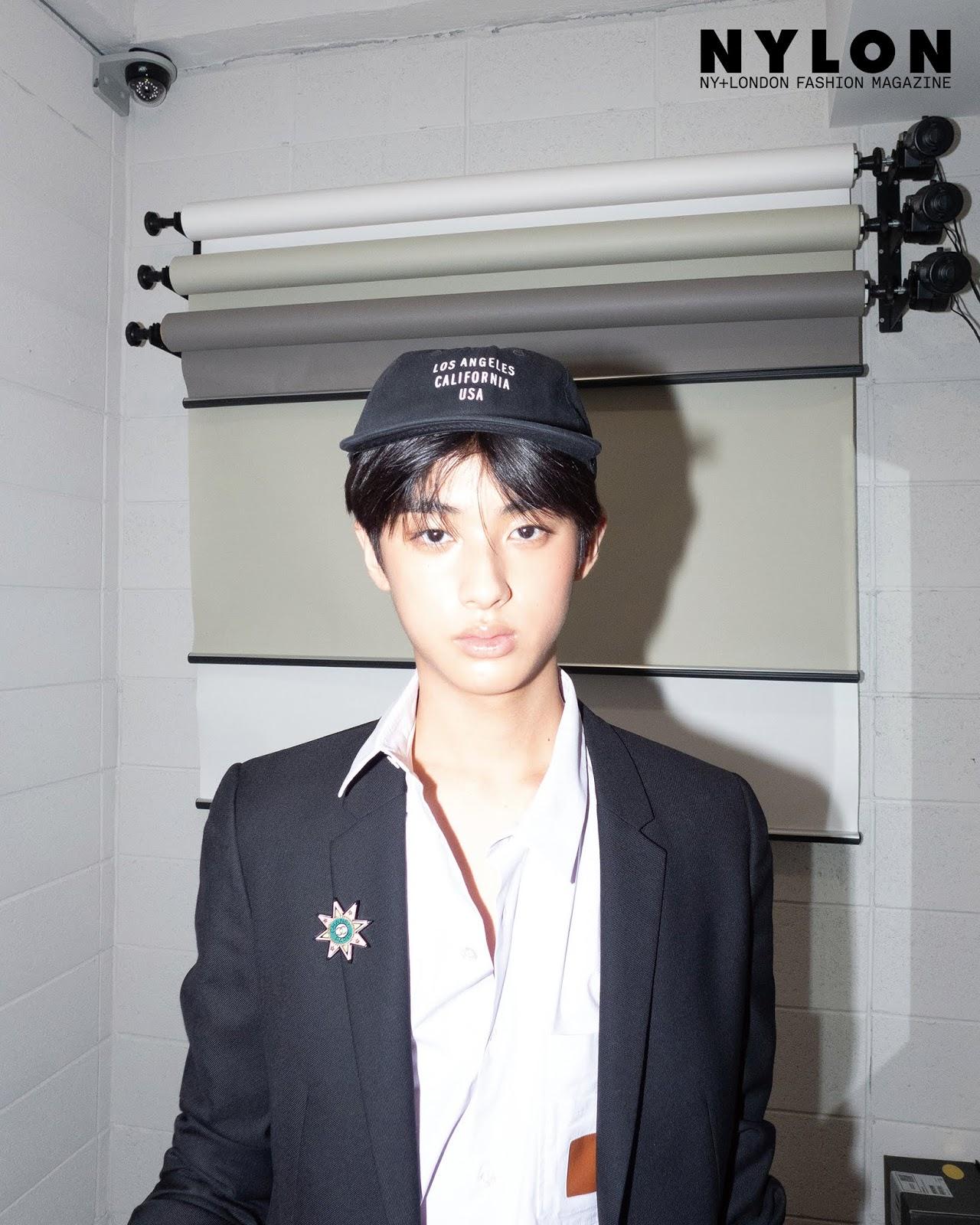 [Magazine] 2019.09.18 Kim Min Kyu @ NYLON Korea