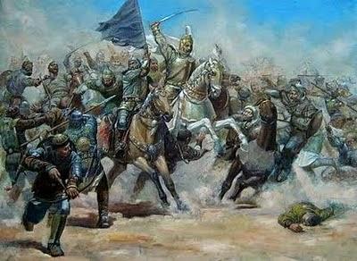 Kemunduran Dan Kehancuran Dinasti Bani Umayyah