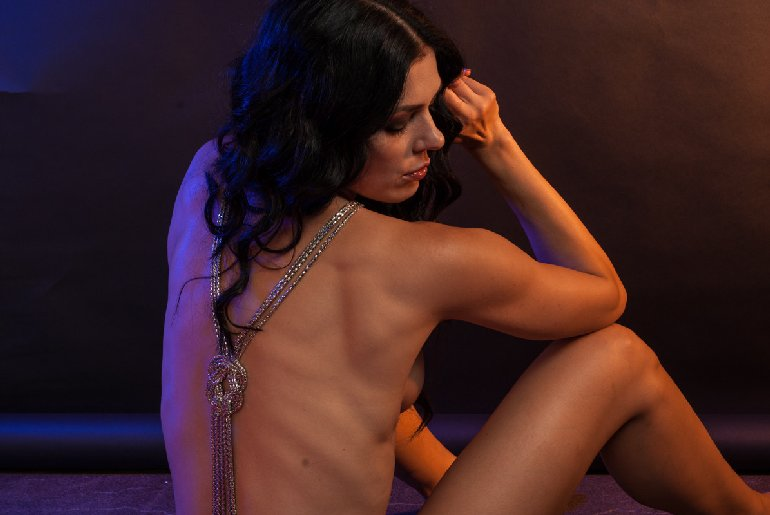 Adrienne Curry Nude Hacked Photoshoot Photos