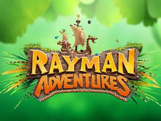 imagem do jogo Rayman Adventures