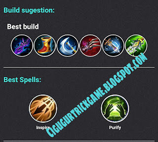Guide build item argus dan cara mahir memakai argus di mobile legends