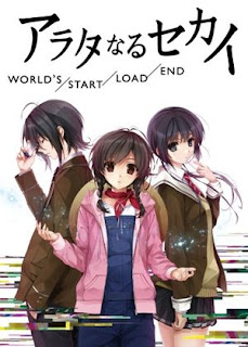 Arata naru Sekai: Mirai-hen- Rekomendasi Anime Yang Mirip Dengan Steins; Gate