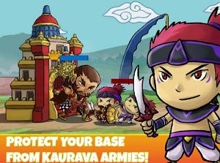 Mahabharat Warriors APK DATA Unlimited Money