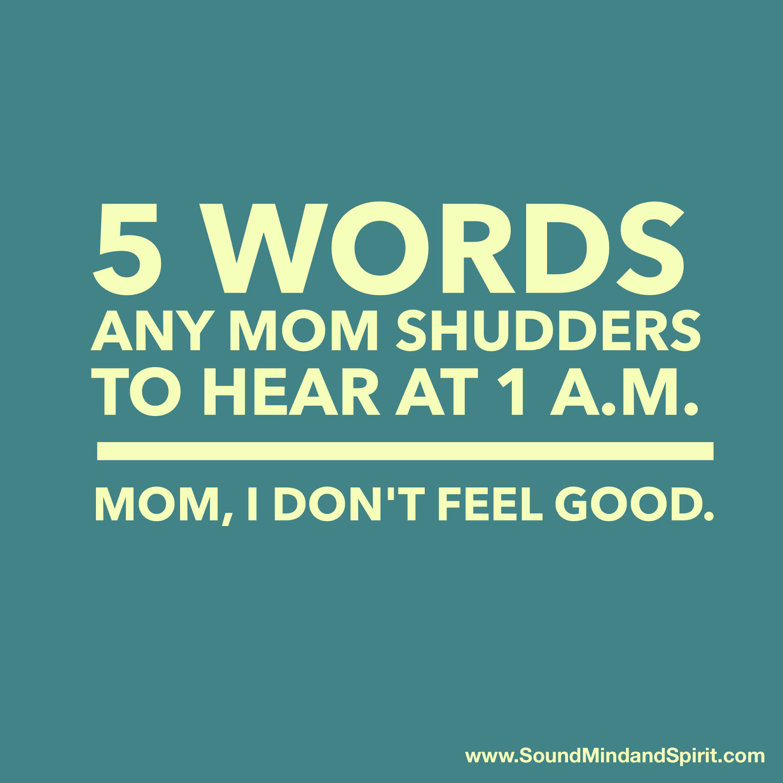 5 Words a Working Mom Hates to Hear