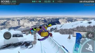 Snowboard Party: Aspen Apk Data Obb - Free Download Android Game