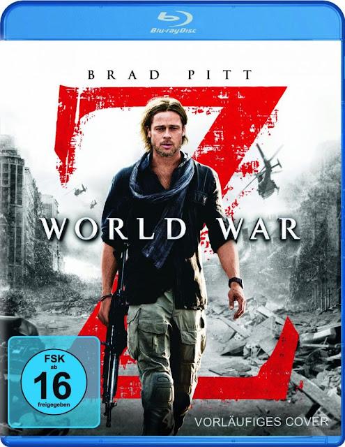 World War Z 2013 Unrated Cut BluRay 300mb ESub