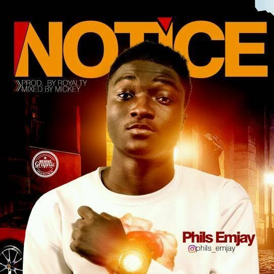 #MUSIC: Phils Emjay- NOTICE