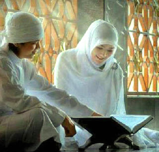 Doa Mendapatkan Jodoh Suami atau Istri Yang Sholeh dan Sholehah