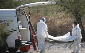 Hallan 4 cuerpos encobijados en carretera de Bocoyna en Chihuahua