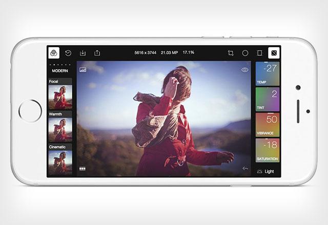 Aplikasi Gratis Foto Editor Polarr Untuk iOS