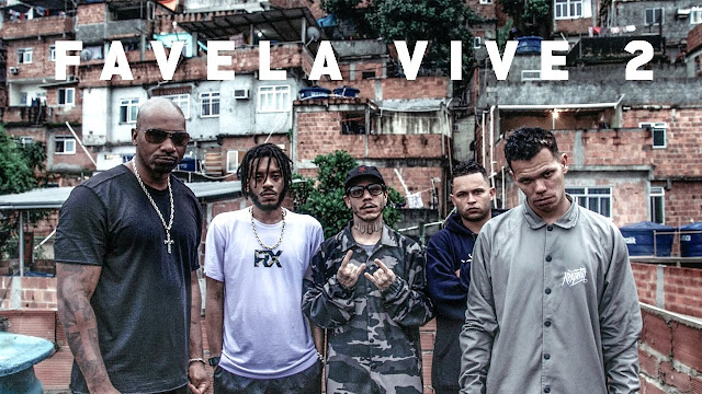 Favela Vive 2 - ADL, BK, Funkero e MV Bill | Vídeo, Letra e Mp3