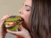 Well, Burger World's Healthiest Formulated with 50 Superfood!