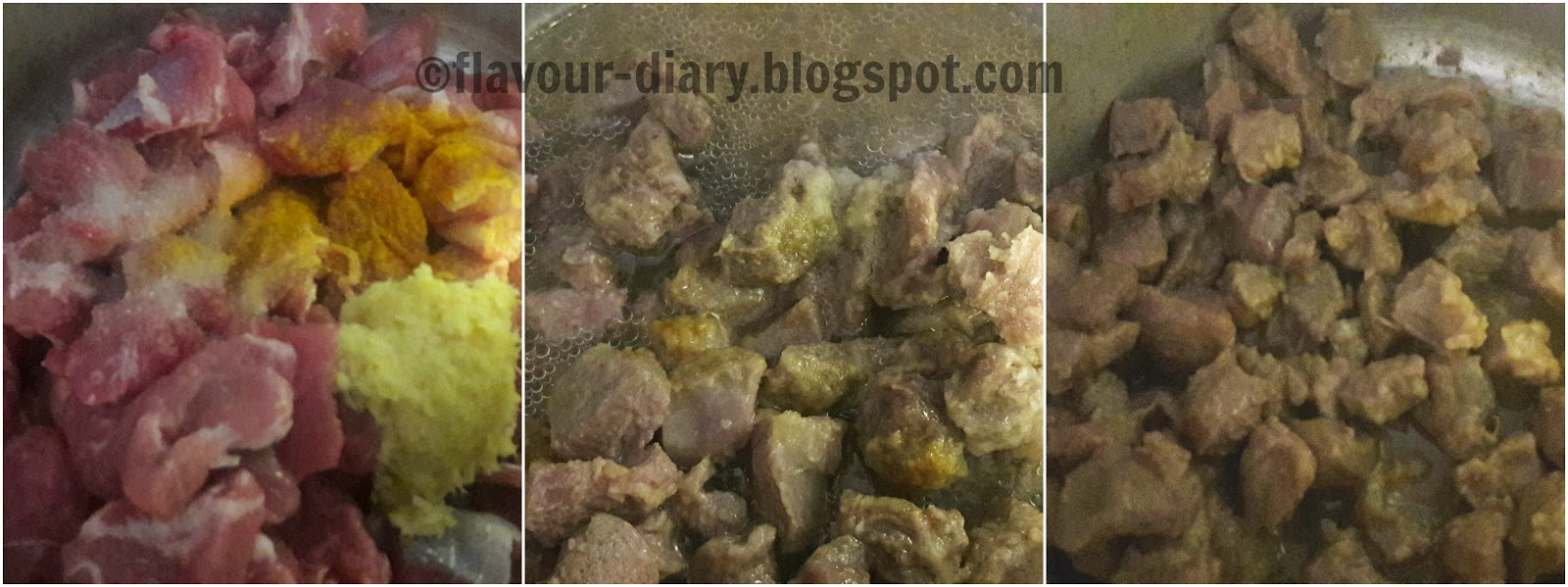 indian lamb fry bhuna gosht