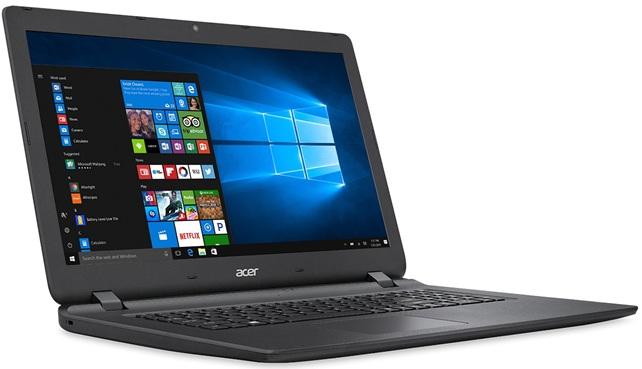 Acer Aspire ES 17 ES1-732: análisis
