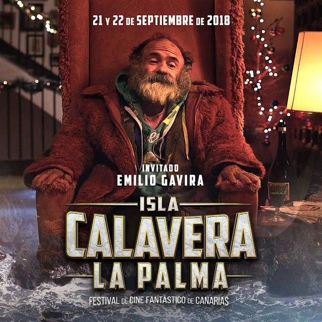 El actor Emilio Gavira presentará 'Matar A Dios' en el Festival Isla Calavera - Edición Especial La Palma