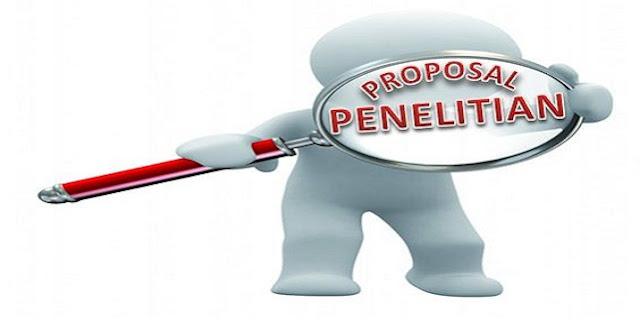 Contoh Proposal Penelitian Terlengkap dan Terbaru