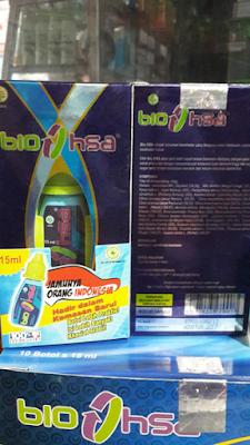 Bio Hsa Jamu Herbal Tetes Bio Hsa Surabaya suplemen kesehatan multi khasiat