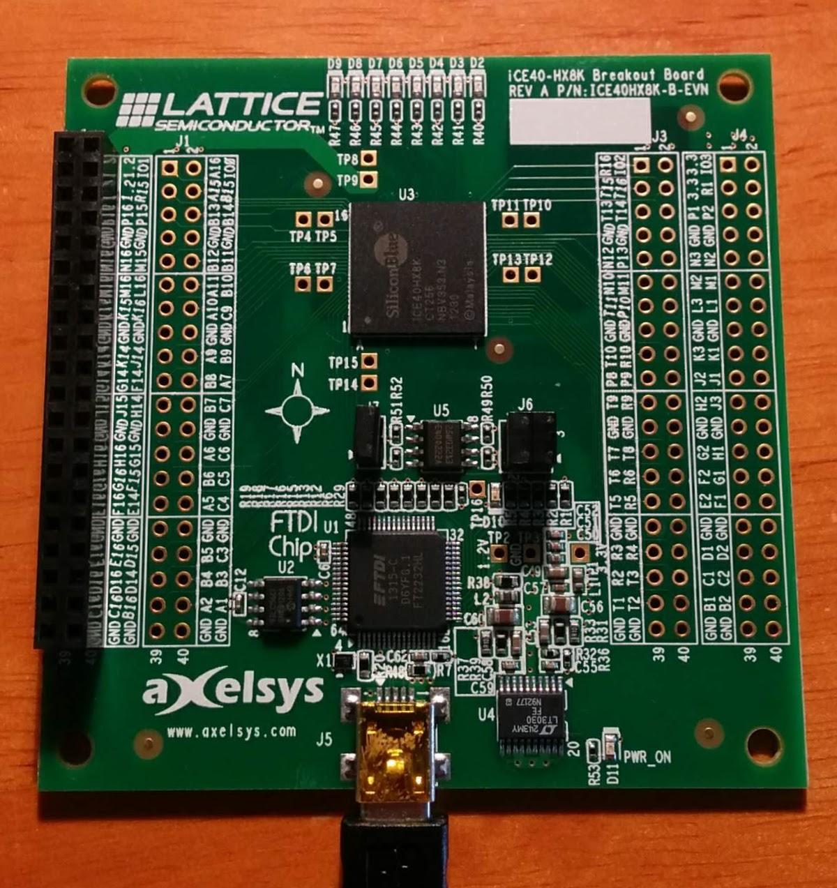 iCE40-HX8K(FPGA)でRISC-Vシステムを動かしてみた : 試行錯誤