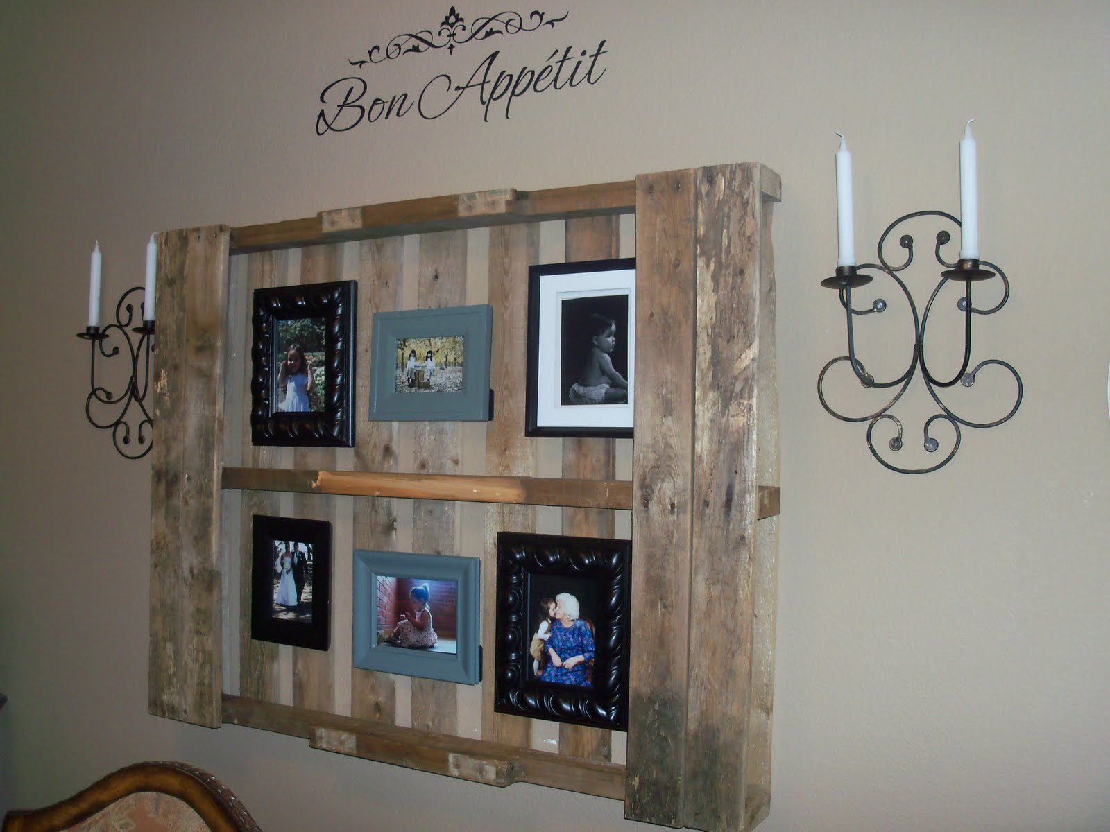 The Baeza Blog: Pallet Decor on Pallets Design Ideas  id=34628