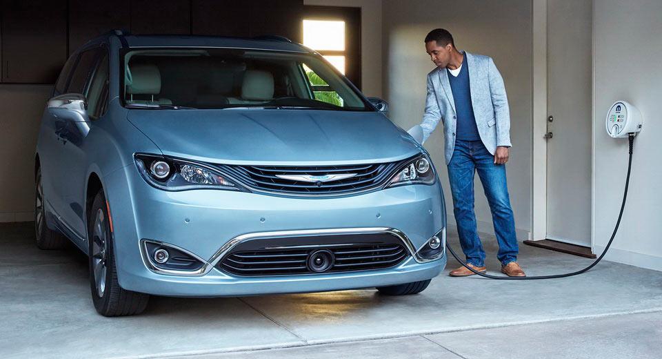 ... Details 2017 Pacifica Hybrid Minivan, Gets Remote Access Features