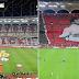 L'hommage du Dinamo Bucarest à Patrick Ekeng lors de la finale de la Coupe de Roumanie