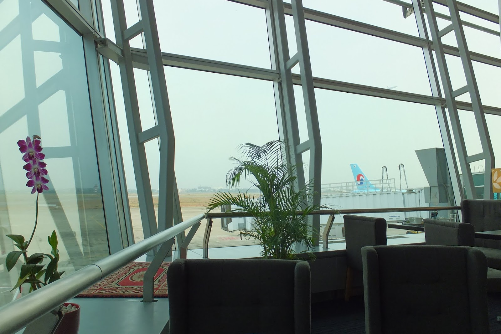 ROSE C.I.P Lounge-SGN Airport
