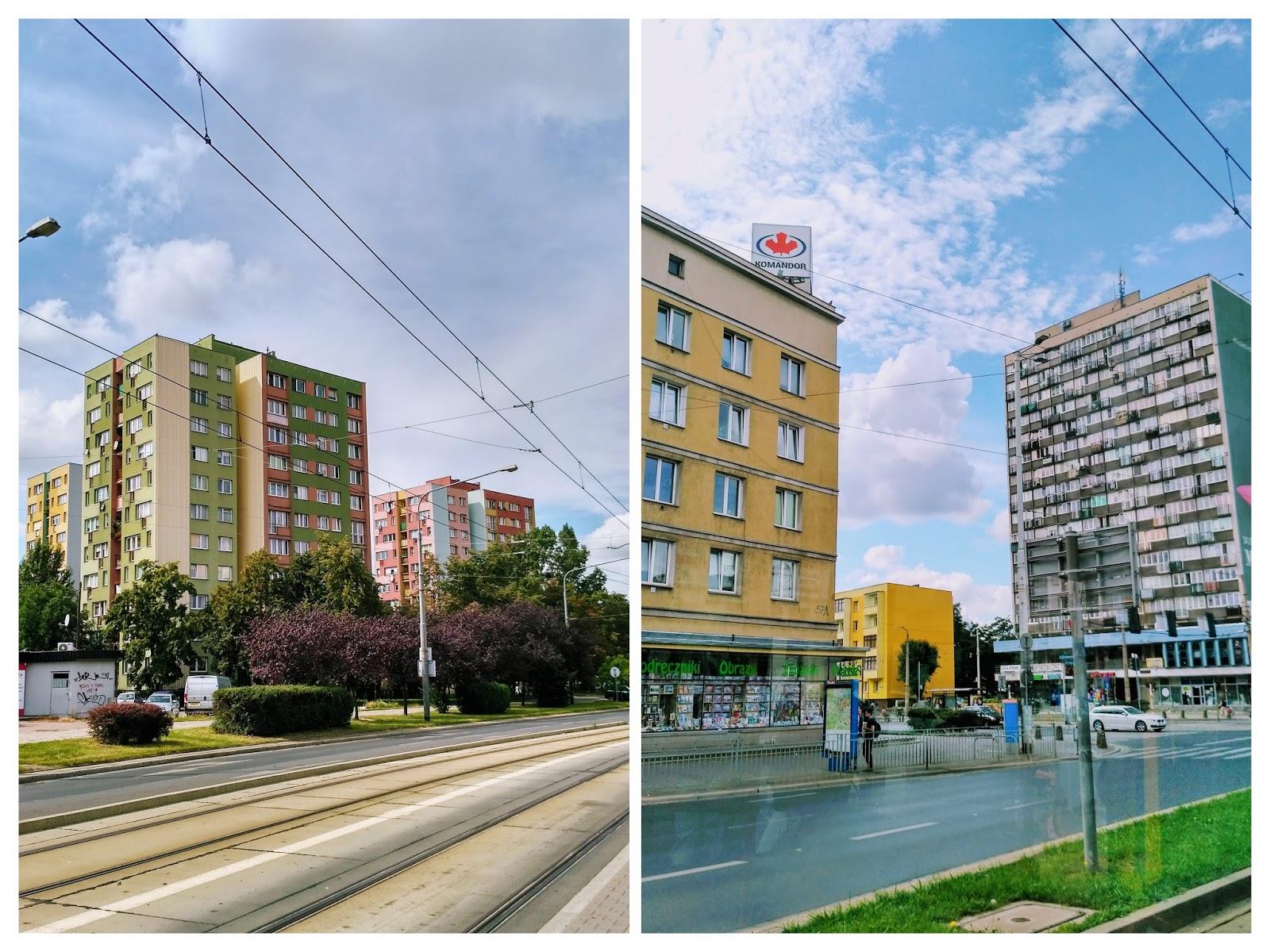 Wrocław bloki