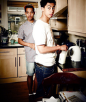 Rizzle Kicks - Put Your Two's Up