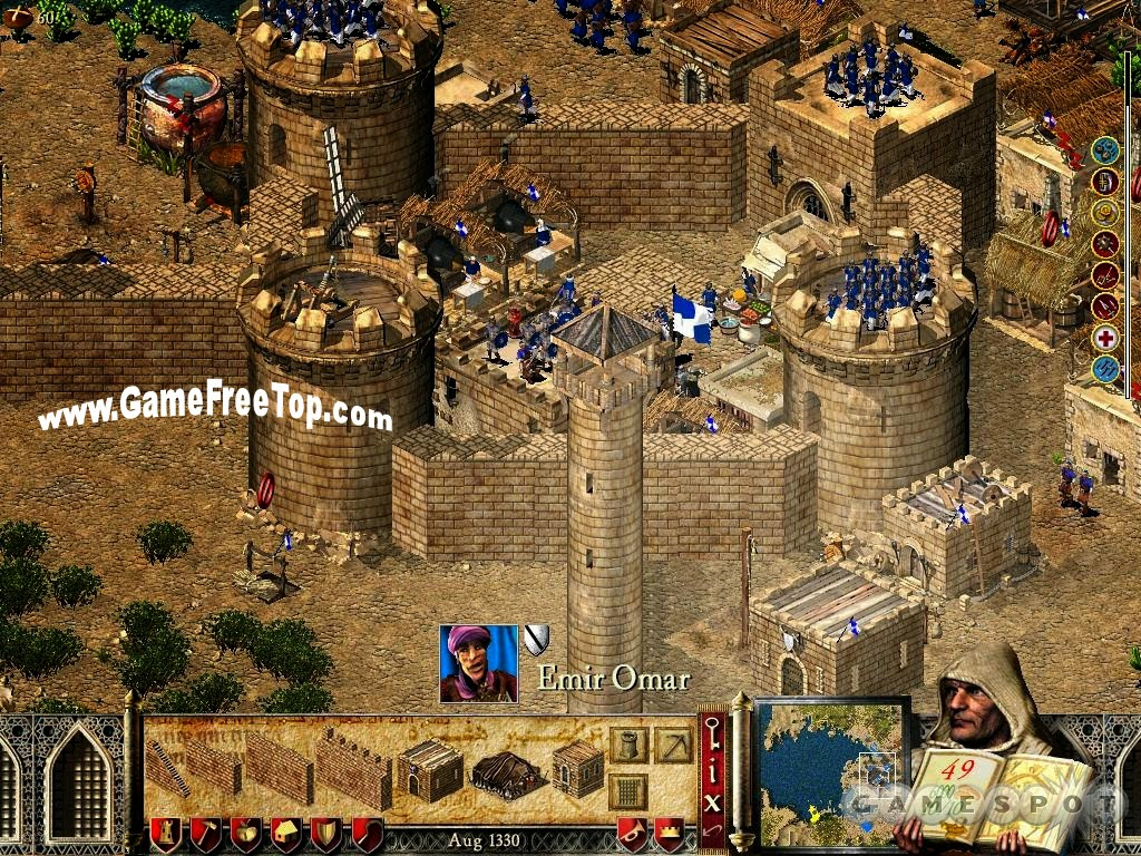 Specifications Of Stronghold 3 PC Game