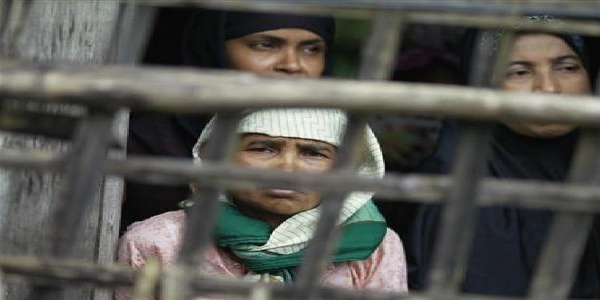 MIRIS! Perempuan Muslim Rohingya Jadi Korban Pemerkosaan Tentara Myanmar