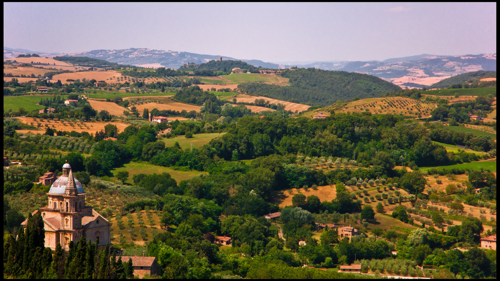 Bella Tuscany. Photo: Guillenperez.