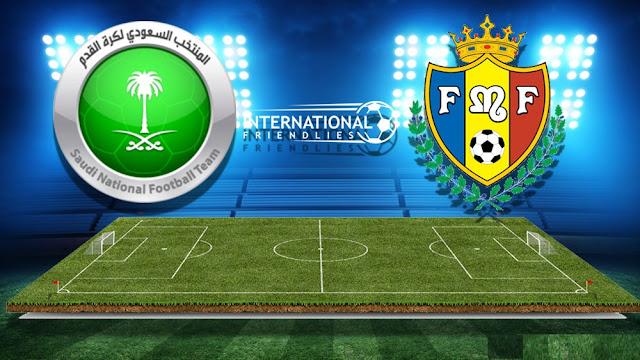 مشاهدة مباراة السعودية و مولدوفا