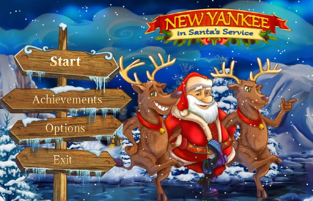 Fun Time Management Games: New Yankee 3 : In Santas Service