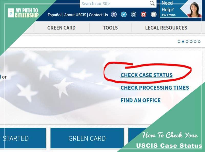 5 Unique Ways to Check Your USCIS Case Status Online