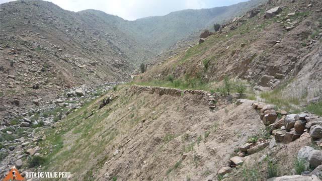 Camino Inca  Chontay a California