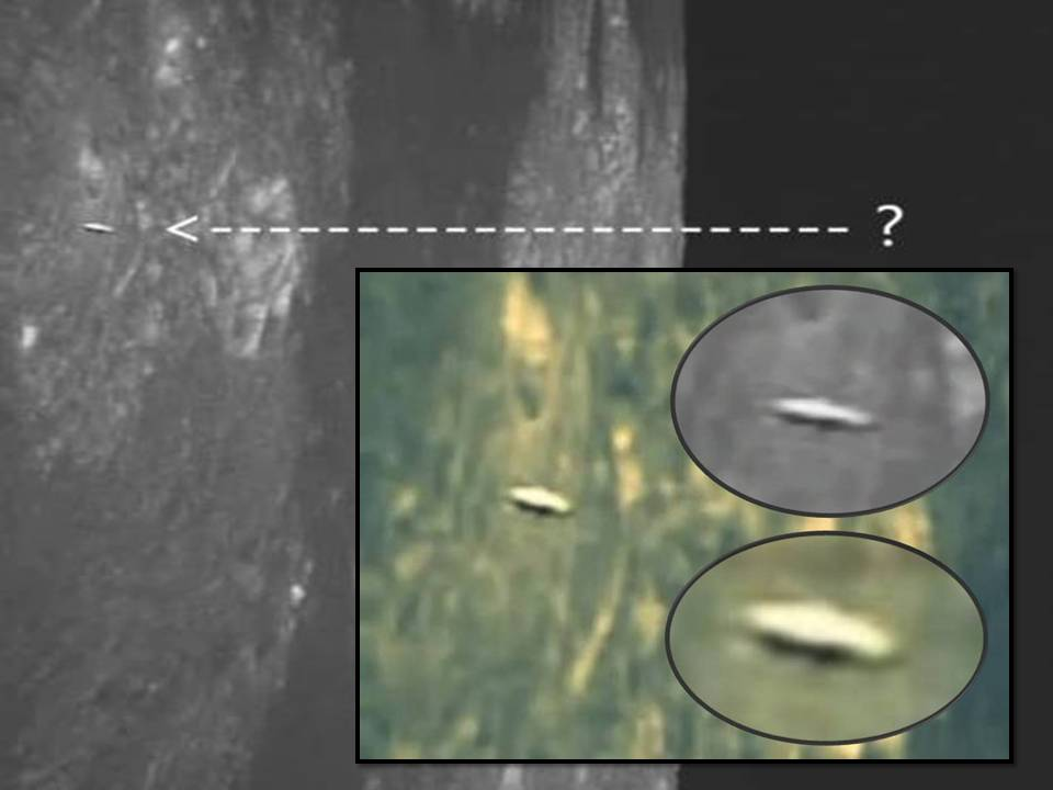 Misteri dal Mondo 2012: Fotografia della NASA mostra UFO ...